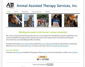 Sample Nonprofit Website